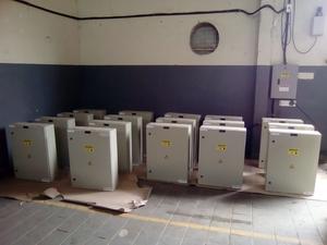 Manutenção de Subestação Elétrica
